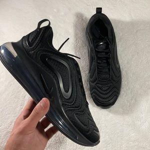 "NEW* Nike Air Max 720 ""Anthracite Black"""